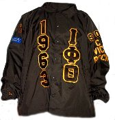 Iota Phi Theta Customized Crossing Jacket
