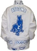 Zeta Phi Beta Customized Crossing Jacket