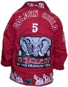 Delta Sigma Theta Customized Crossing Jacket