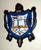 Sigma Gamma Rho Wall Crests