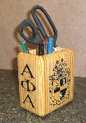 Alpha Phi Alpha Pencil/Pen Holders