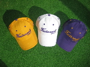 Omega Psi Phi Golf Hats