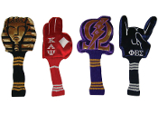 Fraternity 3D Headcovers